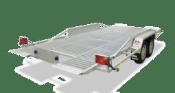 BK Hengeren PL 2050B Biltransporter m/hydr.tipp